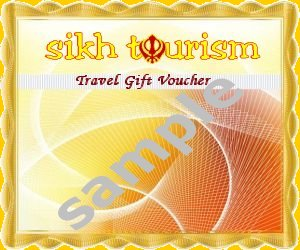 Travel Gift Voucher, Travel Gift Certificate, Travel Gift Coupon, India